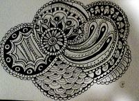 zentangle imagination